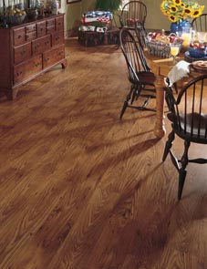 hardwood flooring in Seaside OR