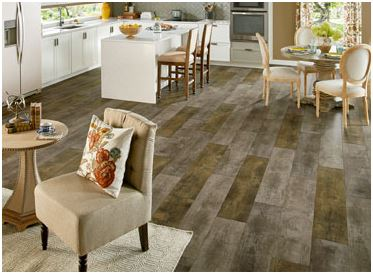 Luxury Vinyl Flooring in Seaside, OR